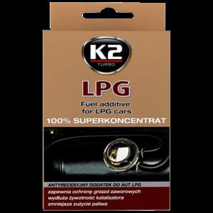 Добавка гориво пропан-бутан LPG двигател К2 Turbo