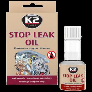 Добавка масло Stop Leak Oil двигатели и трансмисии К2