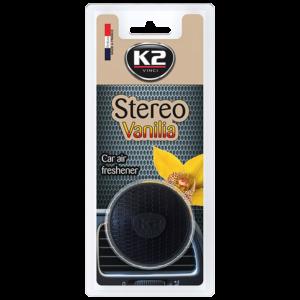 Ароматизатор за вентилационна решетка STEREO K2 Vinci