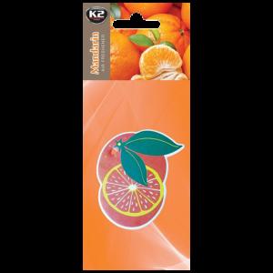 Ароматизатор висящ плод FRUITTY K2 Vinci
