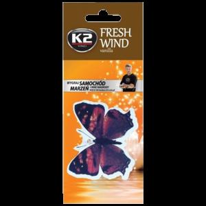 Ароматизатор висящ пеперуда FRESH WIND K2 Vinci