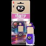 V456 K2 VENTO Air Freshenner Fahren 8ml ароматизатор Vento Vinci Пътуване бутилка