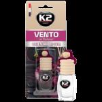 V464 K2 VENTO Air Freshenner Oriental Opium 8ml ароматизатор Vento Vinci Ориенталски опиум бутилка
