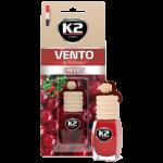 V466 K2 VENTO Air Freshenner Cherry 8ml ароматизатор Vento Vinci Череша бутилка