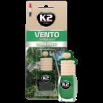 V467 K2 VENTO Air Freshenner Rainforest 8ml ароматизатор Vento Vinci Дъждовна гора бутилка