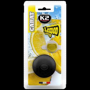 Ароматизатор за вентилационната решетка CARAT K2 Vinci + пълнител