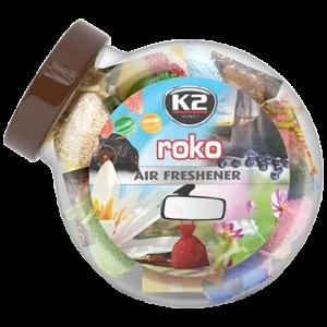 Ароматизатор ROKO торбичка в сфера 35бр. K2 Vinci