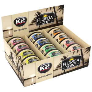 Ароматизатор гел FLORIDA K2 Vinci