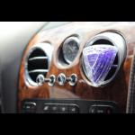 V88NCA K2 DIAMO Air Freshenner New Car 15g ароматизатор скъпоценен камък кристали висящ вентилационна решетка Нова кола