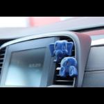 V89NCA K2 ARLO Air Freshenner New Car 15g цветно слонче 2 части ароматизатор вентилационна решетка Нова кола
