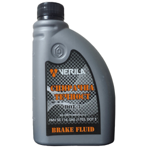 Спирачна течност DOT 3 Verila